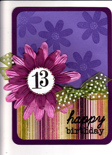 Bday 13