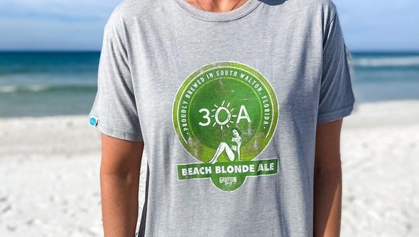 134200green beach blonde ale short sleeve tee women ash slider3 original