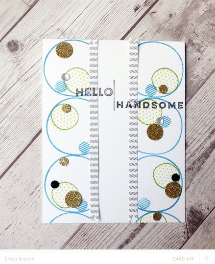 Hellohandsomecard