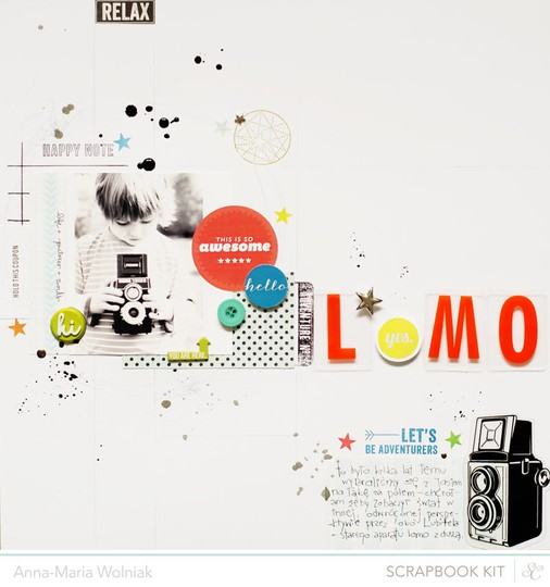 Lomo adventure