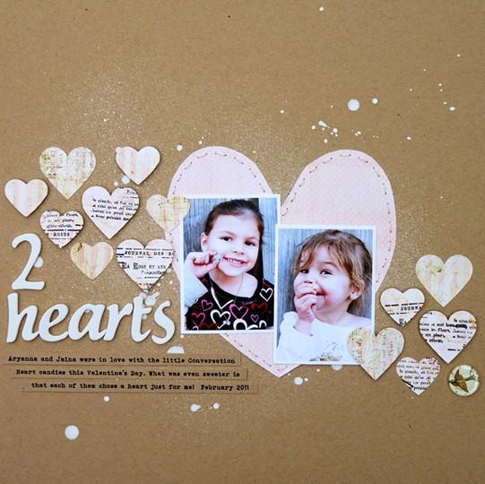 2 hearts brodeur