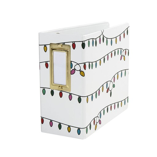 Picture of December Daily® 4x4 Holiday Lights Kid's Album