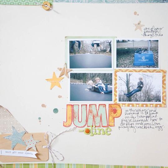 Jump oline