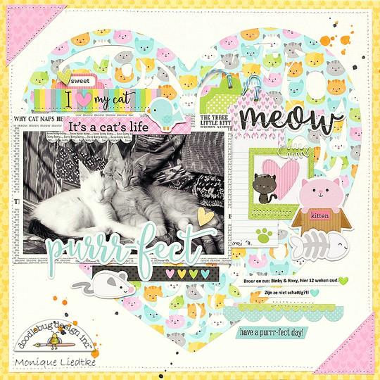 Mliedtke doodlebug kitten smitten purrfect original