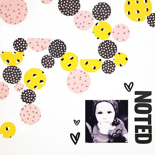 Ginalideros noted studiocalico original