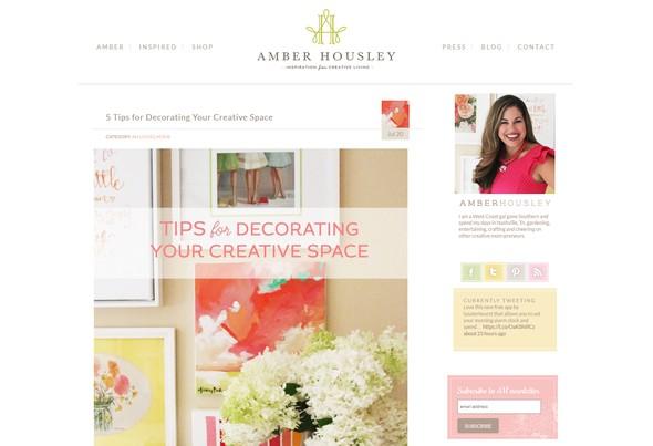 Amberblog original
