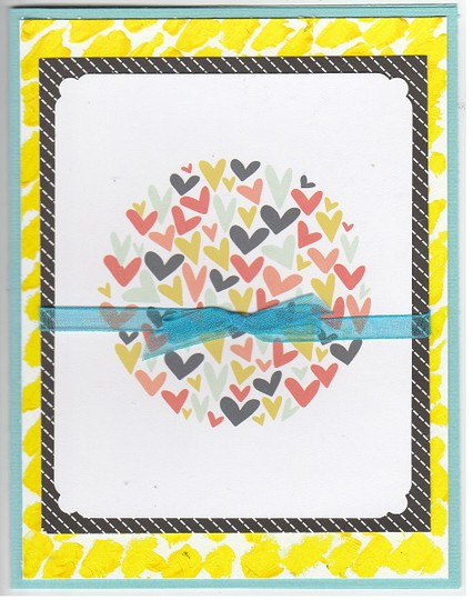 Pl hearts card original