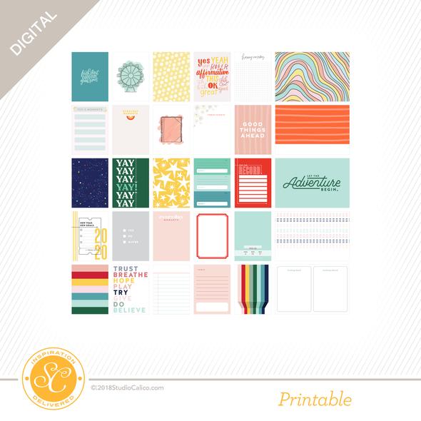77741 sc digital high five journal cards side a preview original