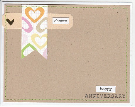 Happy anniversary cheers original
