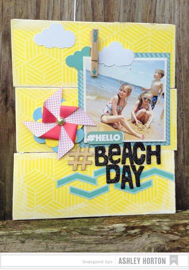 Beach day1