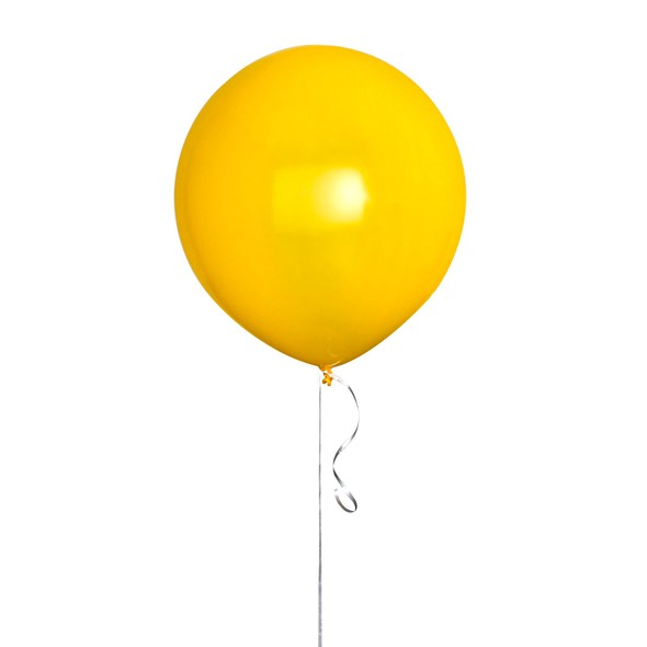 Sdiy balloons lg yellow 2644 original