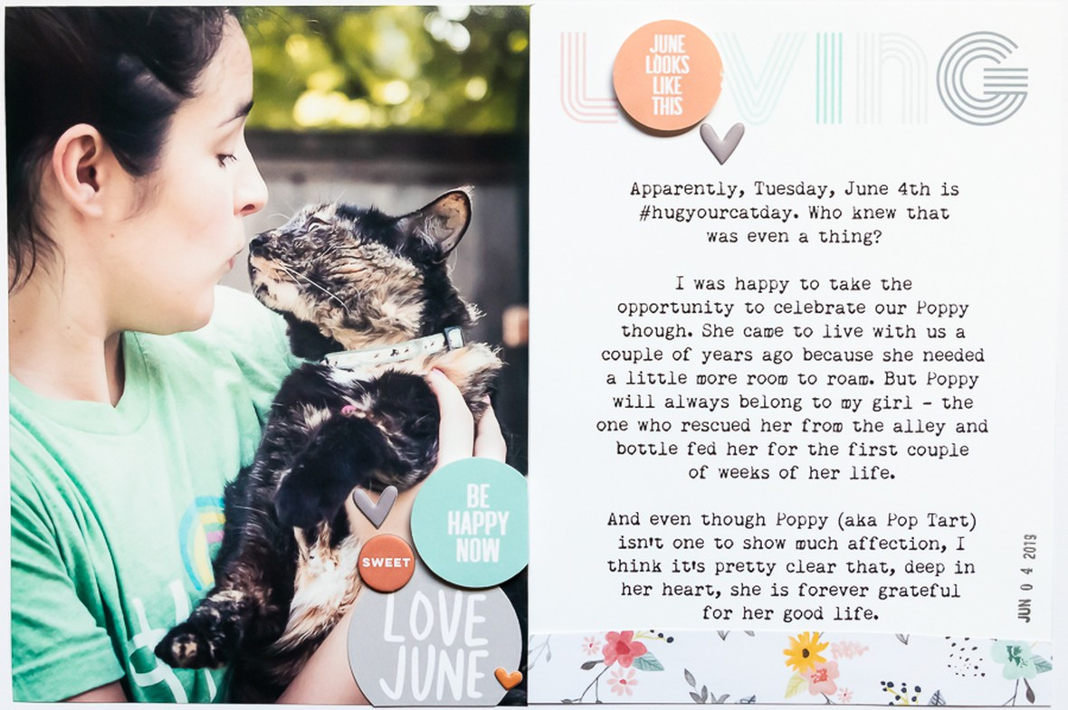 Kishmael june 2019 digital kit full layout original