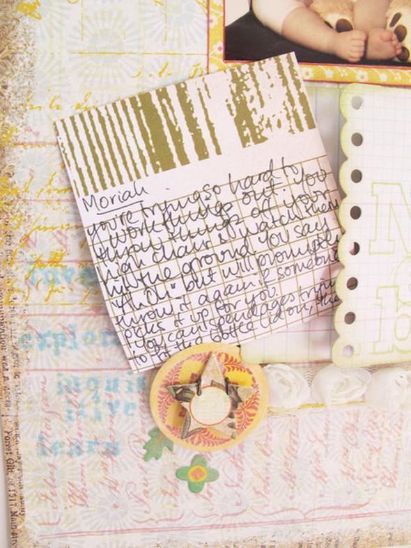 A little curious journalling
