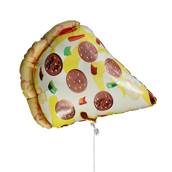 Mylar pizza  original
