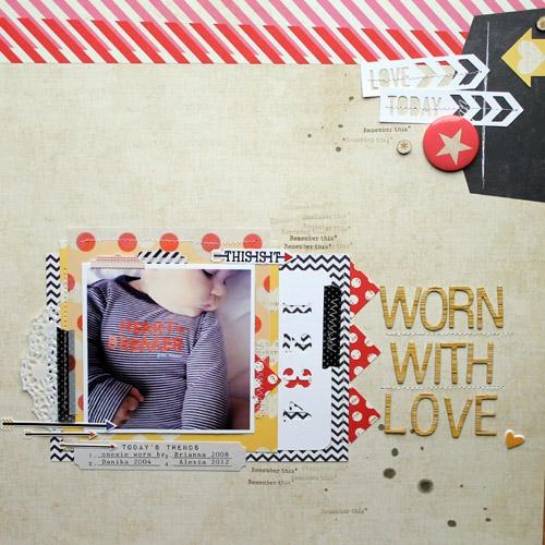 Worn with love feb kit