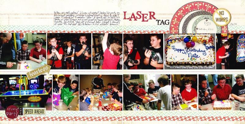 Laser tag 0001