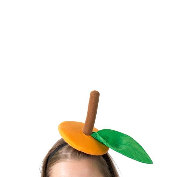 Orange hat product listing original