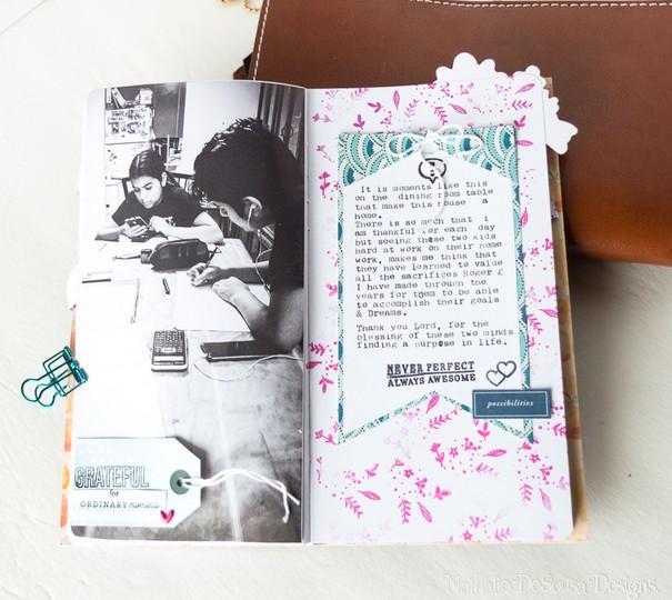 My gratitude journal  13 original