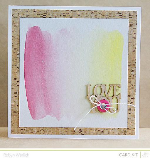 Rwerlich card love you