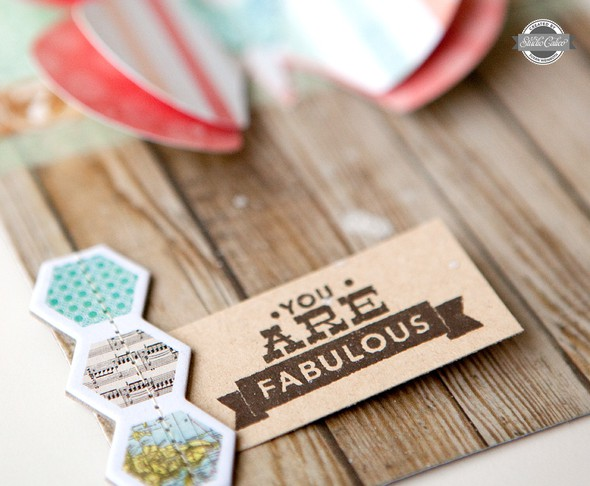 5   you are fabulous card   detail