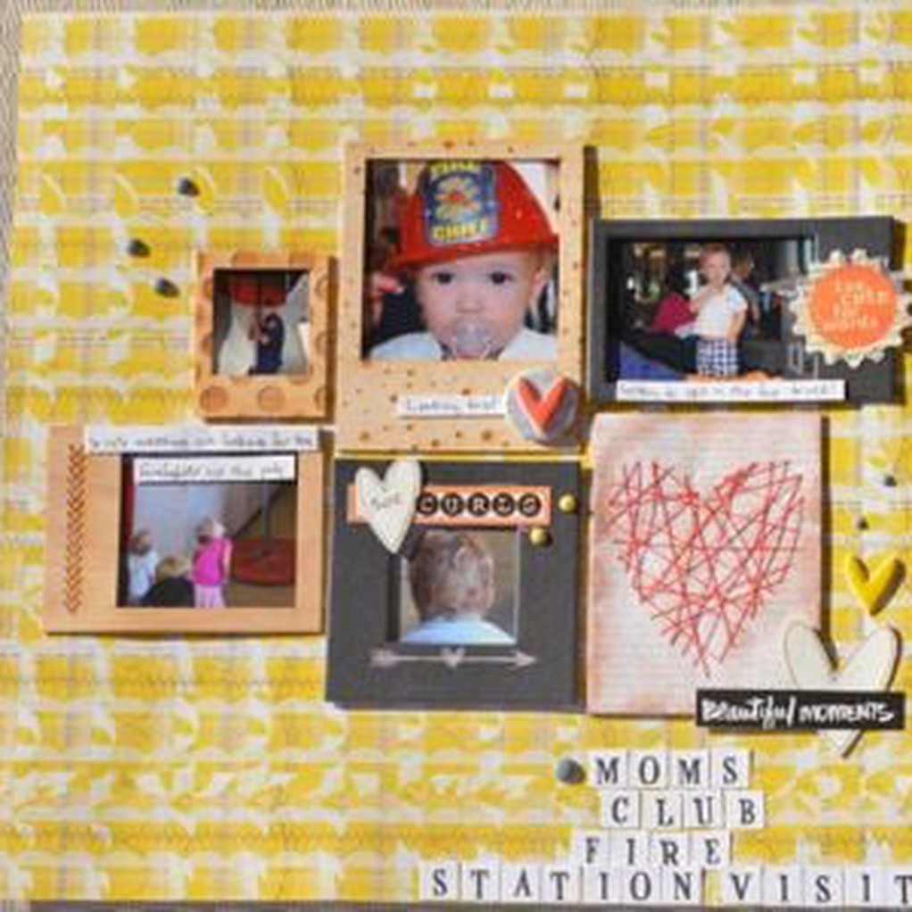 February layout original