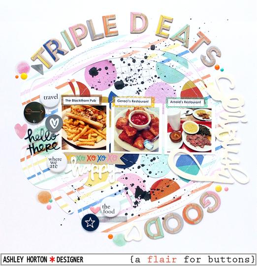 Triple d eats original