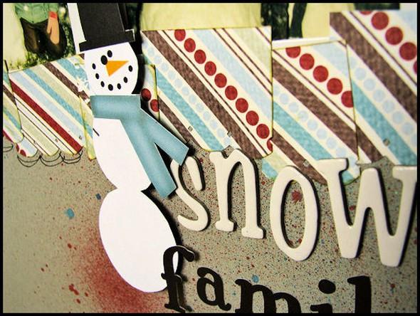 Snow family closeup1