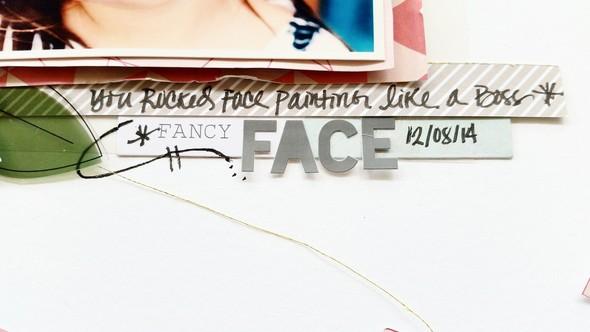 Fancy face detail 1