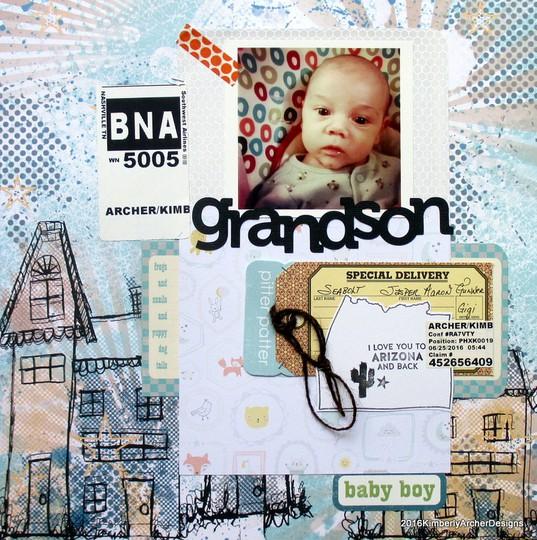 Grandson 001 original