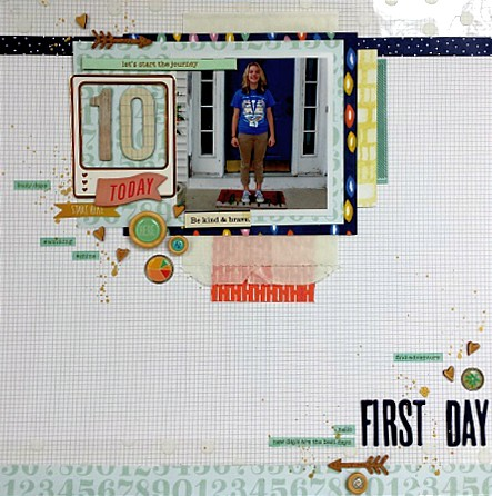 First day soph original