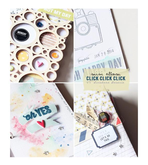 Clicclickclick minialbumsneaks