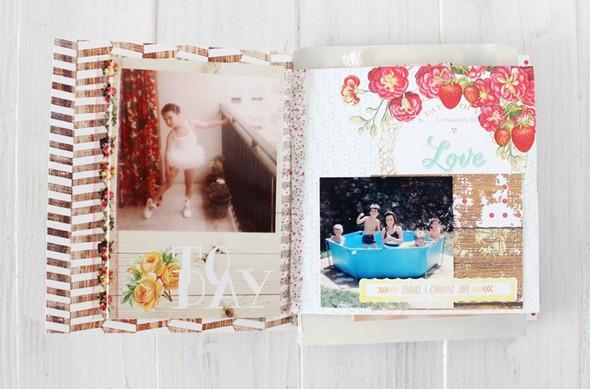 Tuto mini album my story 12