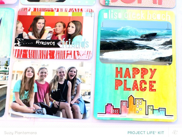 Project life week 4 2014 close up 3