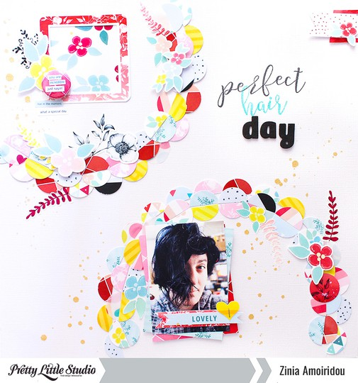 Pls zinia perfecthairday 7 original