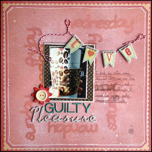 Guilty pleasure lo april 2012