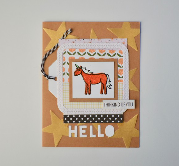 Hello unicorn original