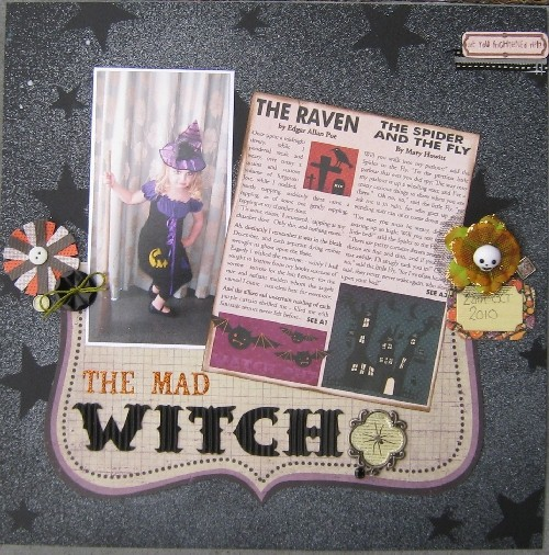 The mad witch