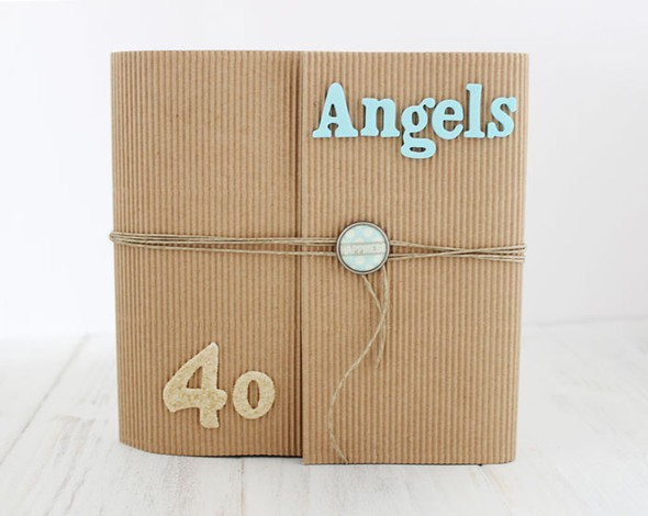 Mini album angels 01