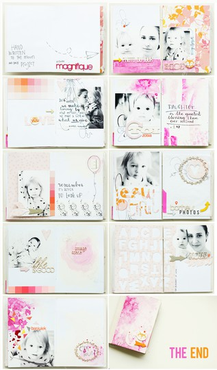 Mini album by anna maria