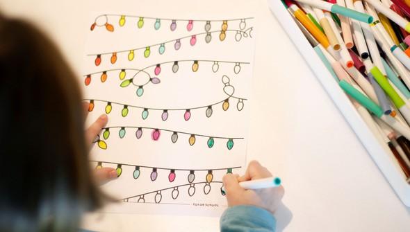 Holiday8 color school original