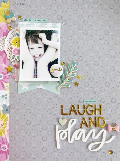 Laugh and play 1 original