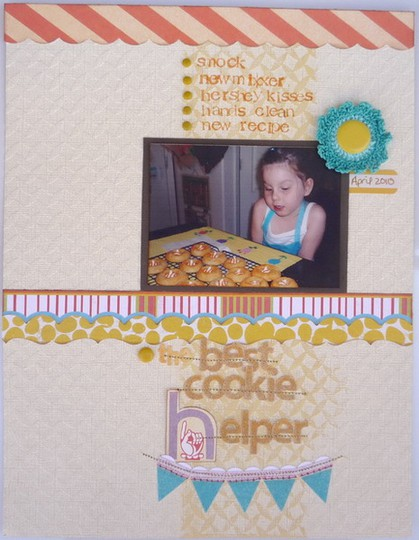 Cookie helper small
