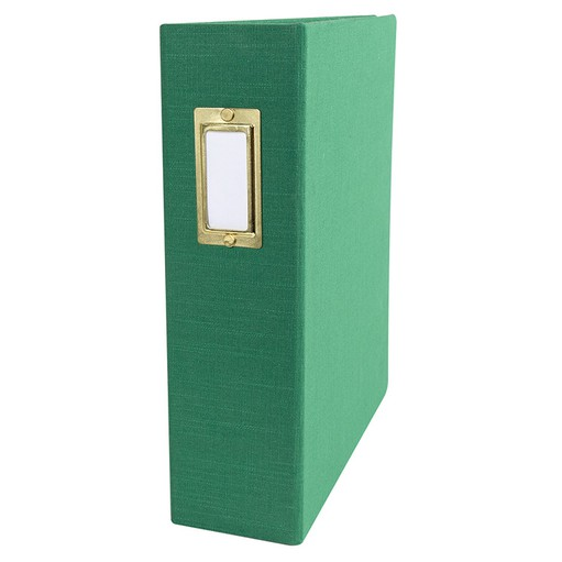 Picture of December Daily® 2021 6x8 Green Linen Album