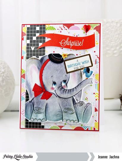 Elephant one original