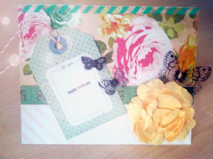 Happy bday card miss fura