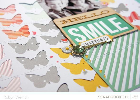 Smile rw closeup