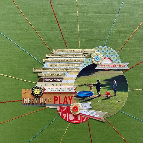 Ingenius play