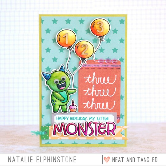 Monster by natalie elphinstone original