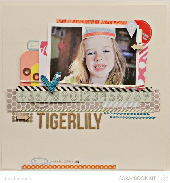 Tigerlily main