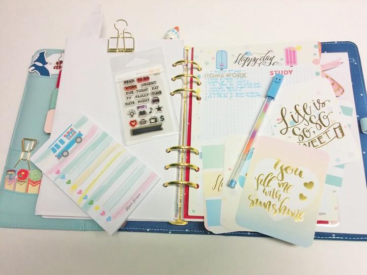 Happie scrappie blog planning original